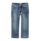 French Terry Slim Straight Jeans (Toddler Boys)