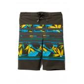 Paradise Striped Board Shorts (Big Boys)