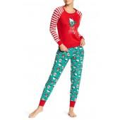 Stay Cozy 2-Piece Pajama Set