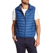 Quilted Packable Down Vest