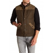 Belmont Quilted Wool Vest