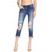 Sadey Slim Straight Jeans