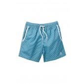 Triangle Interlock Swim Trunk (Toddler, Little Boys, & Big Boys)