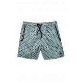 Tiles Swim Trunk (Toddler, Little Boys, & Big Boys)