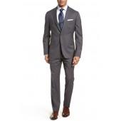 Classic Fit Check Suit