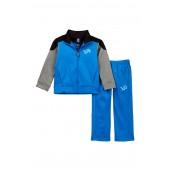 Detroit Lions Track Suit (Toddler Boys)