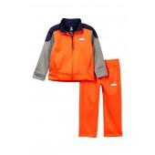 Denver Broncos Track Suit (Toddler Boys)