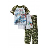 Justice League 3-Piece Pajama Set (Little Boys & Big Boys)
