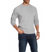 Raglan Crew Pullover Sweatshirt