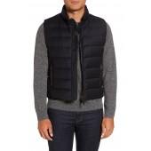 Oliver L Wool & Cashmere Flannel Waterproof Vest