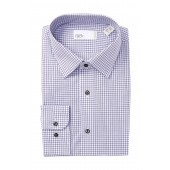 Graph Check Traditional Fit Dress Shirt