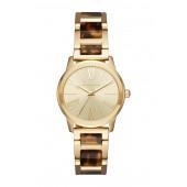 Womens Hartman Tortoise Bracelet Watch, 38mm