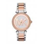 Womens Parker Crystal Accented Bracelet Watch, 39mm