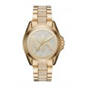 Womens Bradshaw Crystal Accented Bracelet Watch, 40mm