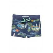 Adriel Printed Shorts (Baby Boys)