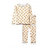 Print Fitted Two-Piece Pajamas (Toddler Girls, Little Girls & Big Girls)