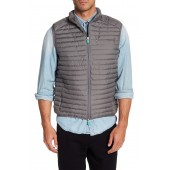 Quilted Stand-Up Collar Vest