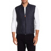 Quilted Mixed Media Vest