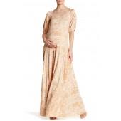 Kristi Maxi Dress (Maternity)