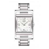 Womens My-T Swiss Quartz Bracelet Watch, 41.8mm