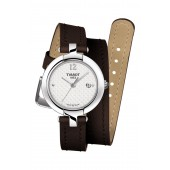 Womens Pinky Leather Watch