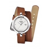 Womens Pinky Leather Watch, 27.95mm
