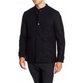 Speckle Print Coat