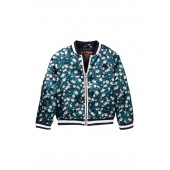 Floral Bomber Jacket (Toddler & Little Girls)