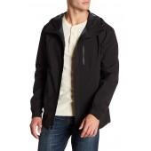 Hooded Waterproof Rain Jacket