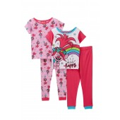 Trolls Poppy Hello Happy Cotton PJs - Set of 2 (Little Girls & Big Girls)