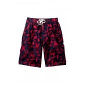 Tiki Island Swami Board Shorts (Big Boys)