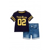 Tee & Shorts 2-Piece Set (Baby Boys)