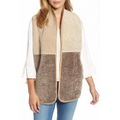 Reversible Faux Shearling Vest