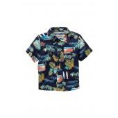 Outlier Button Front Shirt (Baby Boys)