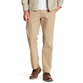 Solid Classic Fit Pants - 32 Inseam