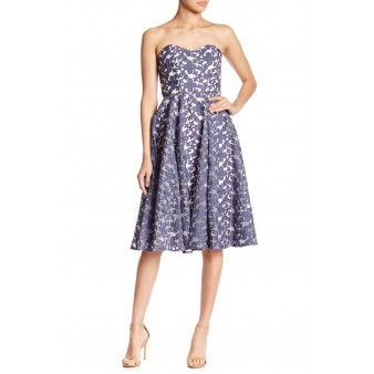 Assisi Floral Embroidered Dress