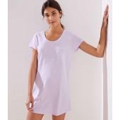 Pajama Tee Dress
