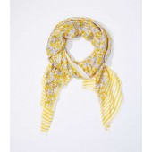 Sunny Floral Scarf