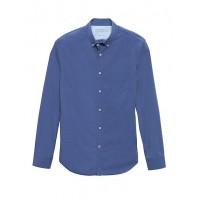 Grant Slim-Fit Luxe Poplin Shirt