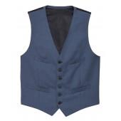 Italian Wool Suit Vest