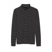 Threadsoft Turtleneck T-Shirt