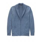 JAPAN EXCLUSIVE Organic Cotton Cardigan Sweater