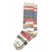 Stance &#124 Munga Stripe Classic Crew Sock