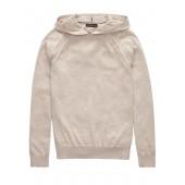 Supima ® Cotton Sweater Hoodie