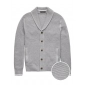SUPIMA® Cotton Cardigan Sweater