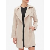 Soft Trench Coat