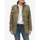 Military Four Pocket Jacket