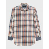 Slim-Fit Softwash Shirt