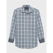 Standard-Fit Soft Wash Yarn-Dye Shirt