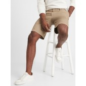 "10"" Aiden Slim-Fit Stretch Shorts"